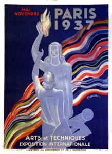 Paris 1937 par Cappiello