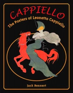 CAPPIELLO : The Posters of Leonetto Cappiello par Jack Rennert