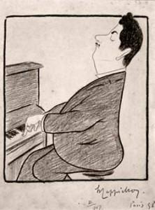 Puccini au piano
